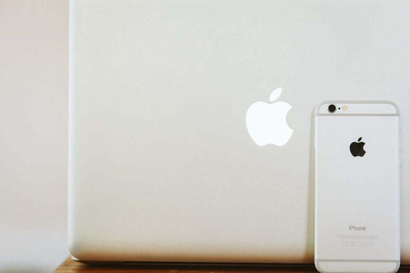 Apple Logo Brand Identity Design