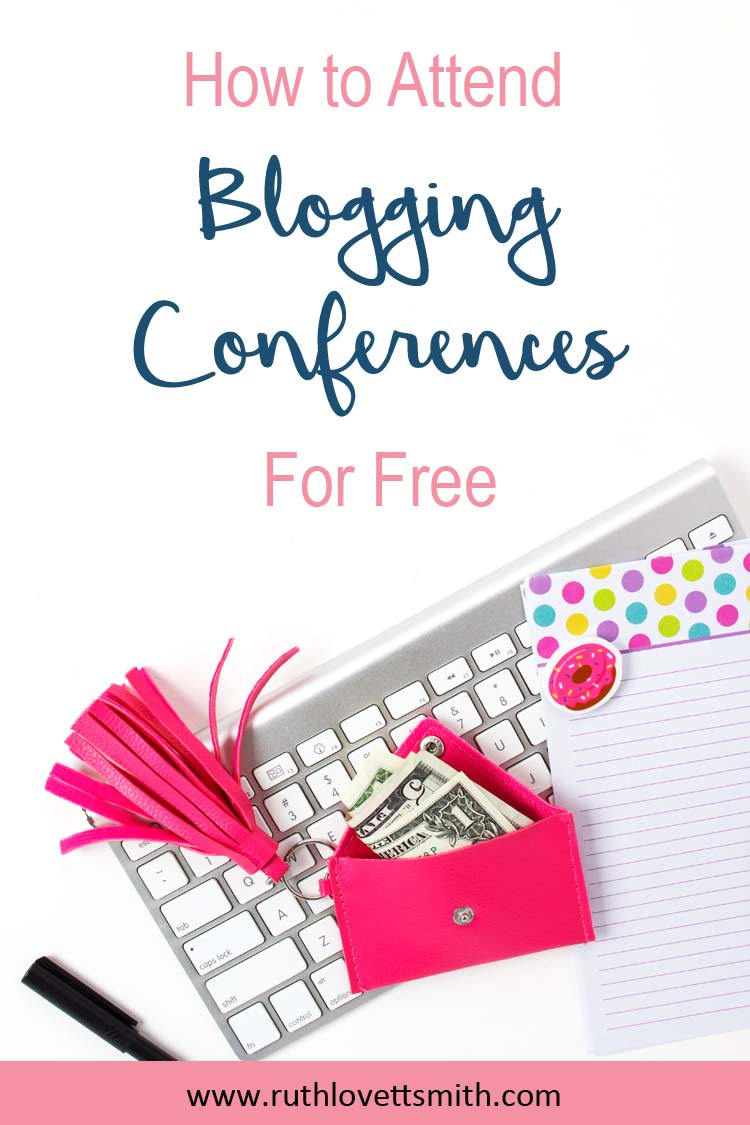 Attend Blogging Conferences