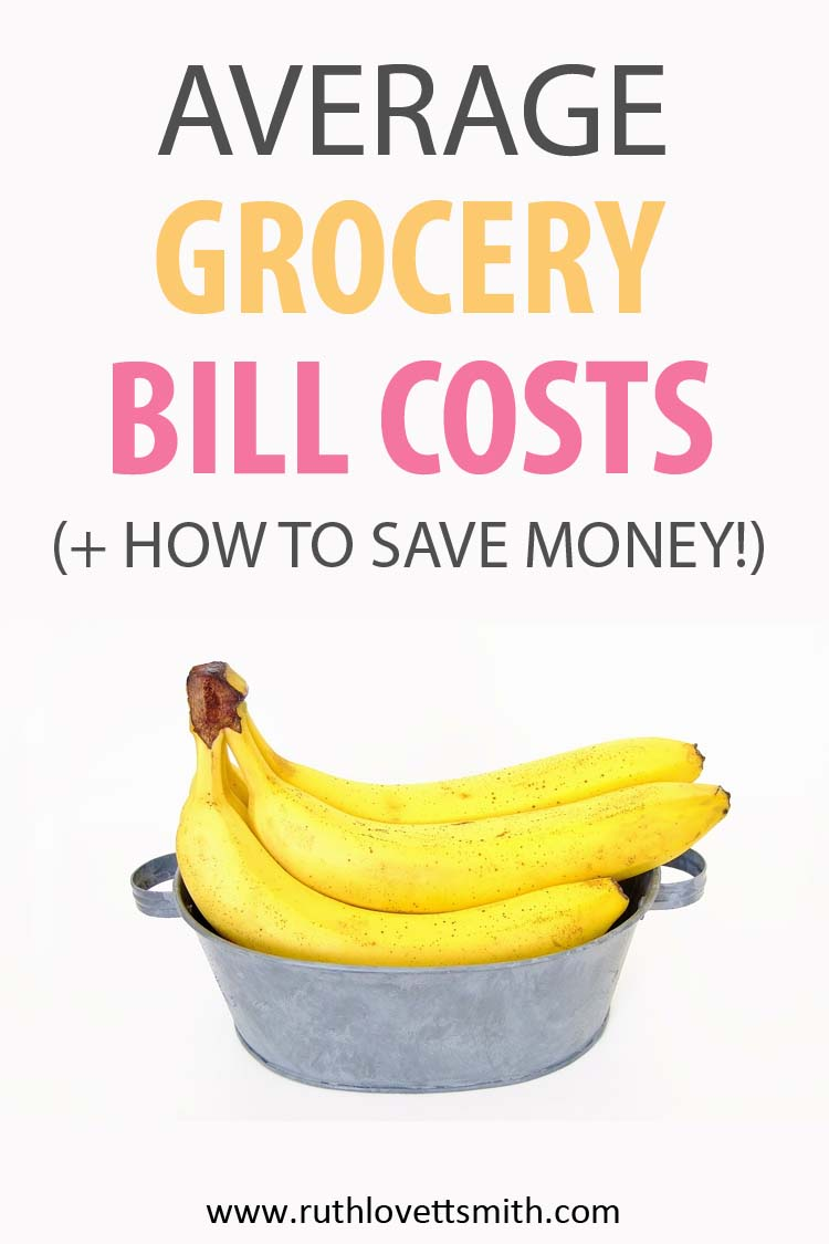 Average Grocery Bill