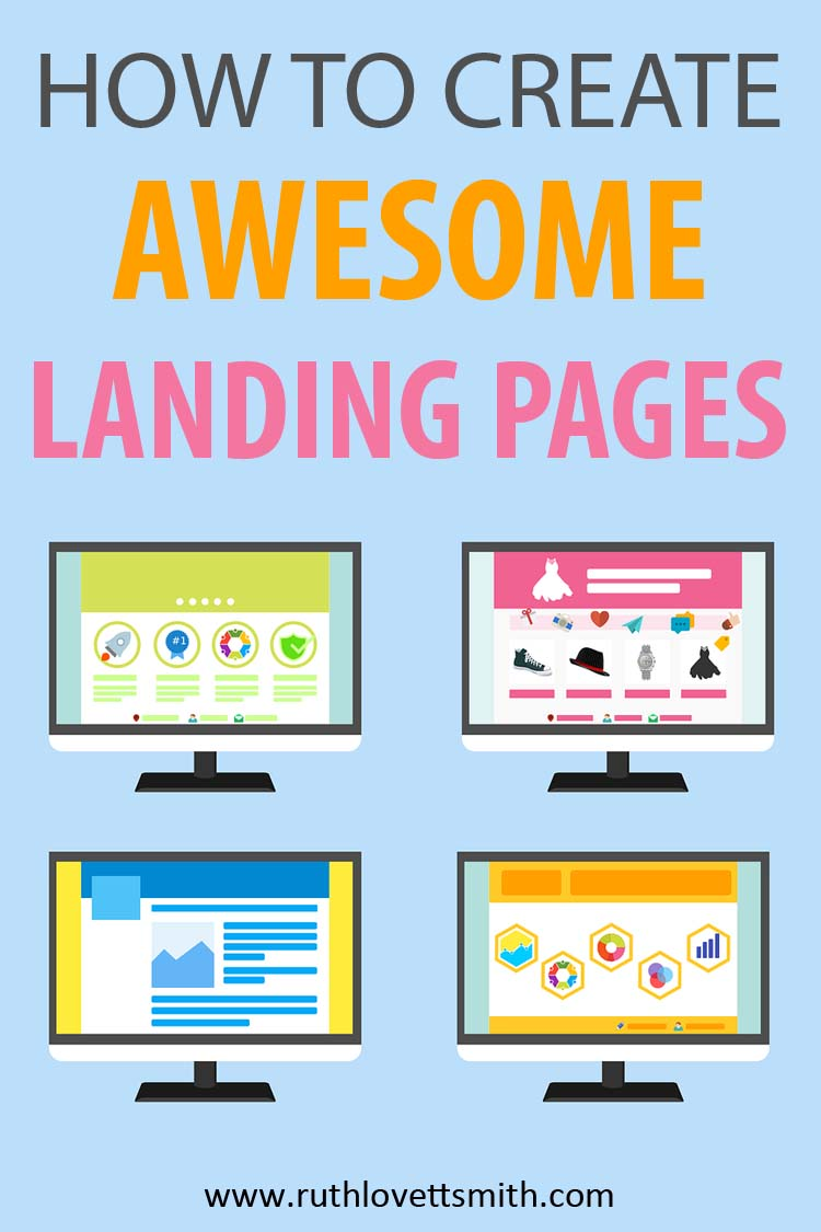 Awesome Landing Pages