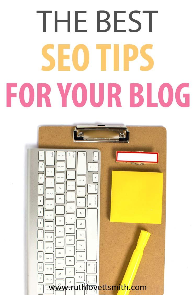 Blog SEO Tips and Tricks