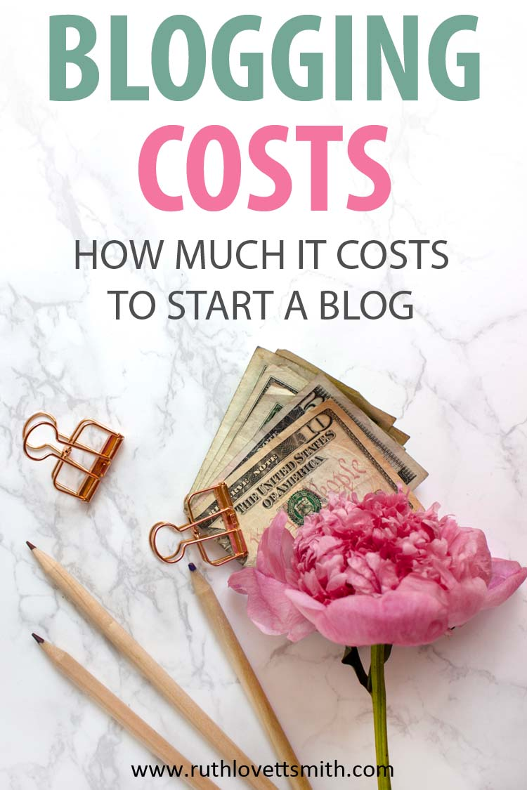 Blogging Costs How Much Does it Cost to Start a Blog