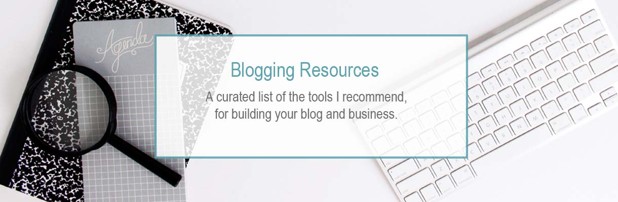 Blogging Resources for Bloggers