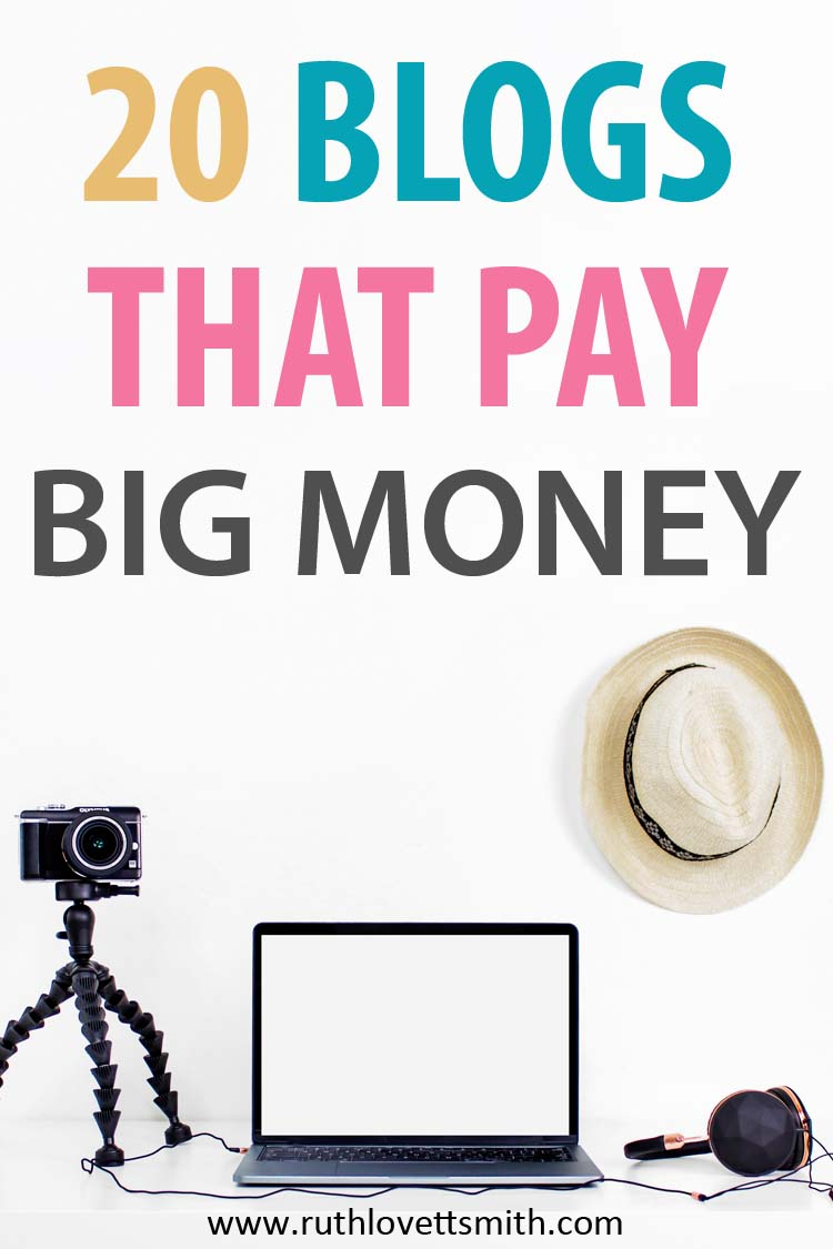 Blogs That Pay Writers
