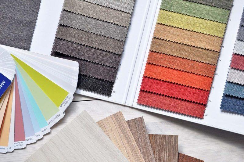 Brand Identity Elements Color Palette