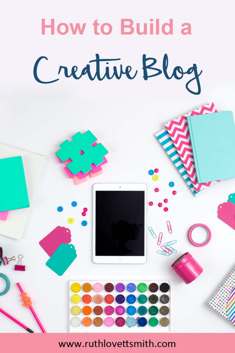 Build a Creative Blog