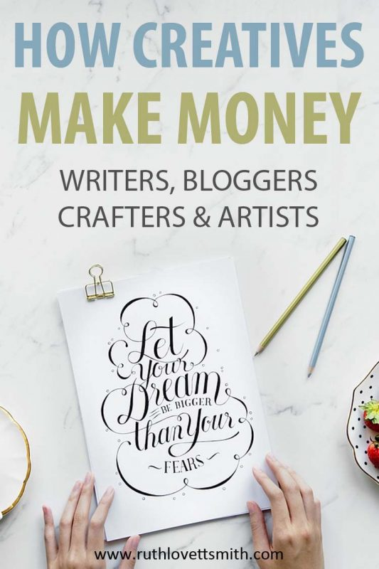 Creative & Craft Businesses that Make Money
