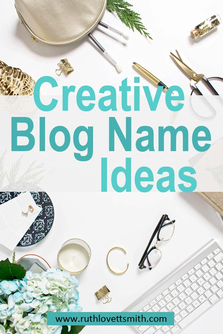 Creative Blog Names List
