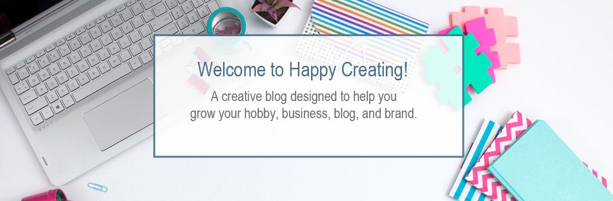 Creative Blog Page