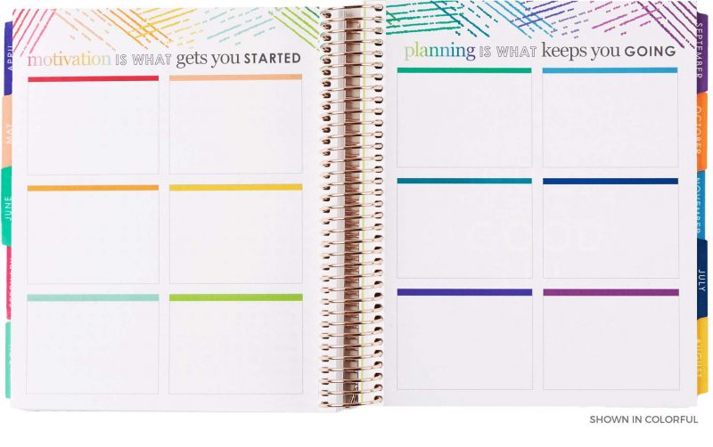 Erin Condren Life Planner Dreams
