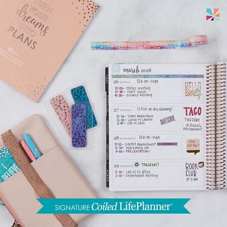 Erin Condren Life Planner Review + Promo Code