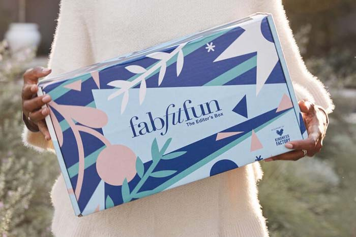 FabFitFun Editor's Box Winter 2018