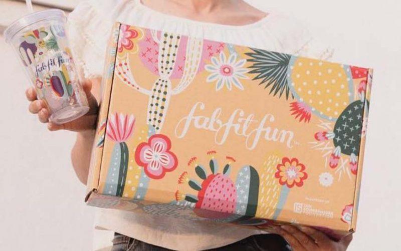 FabFitFun Spring Box 2019