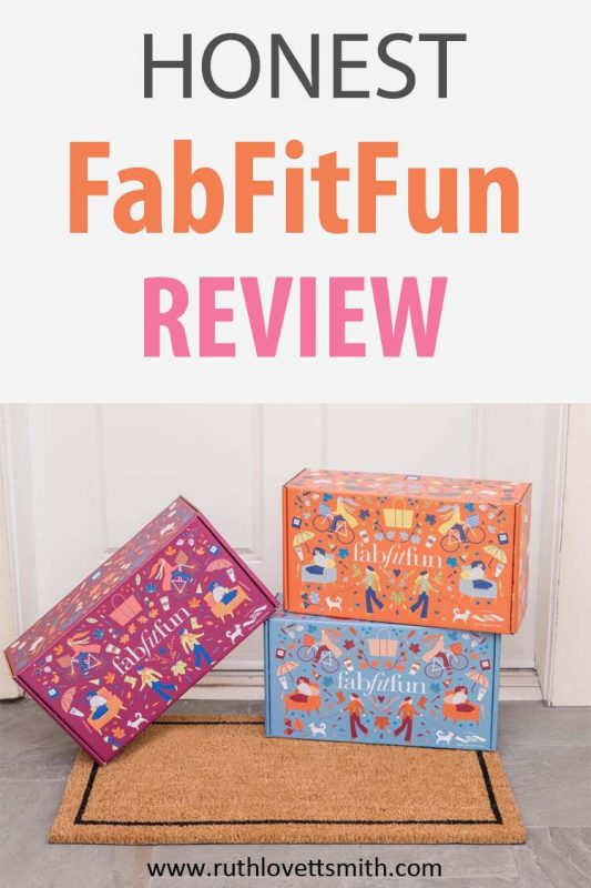 FabFitFun Starter Box Reviews + Spoilers for 2019