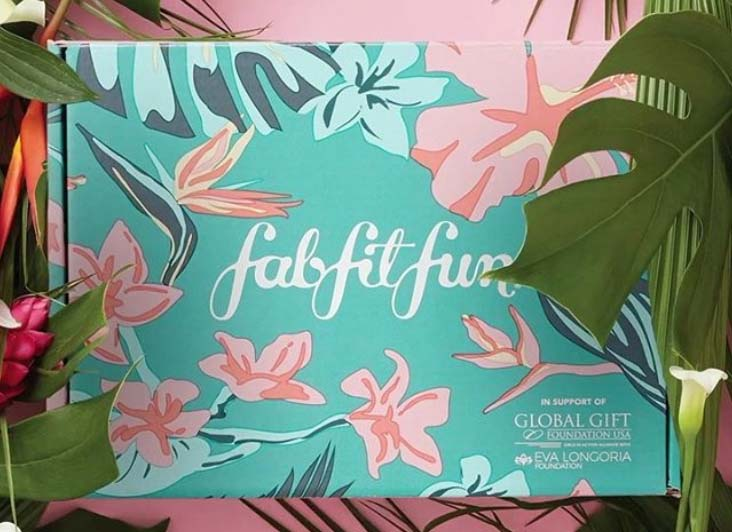 FabFitFun Summer Box Design 2019