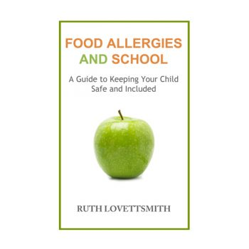 Food Allergies and School Cover 600x600