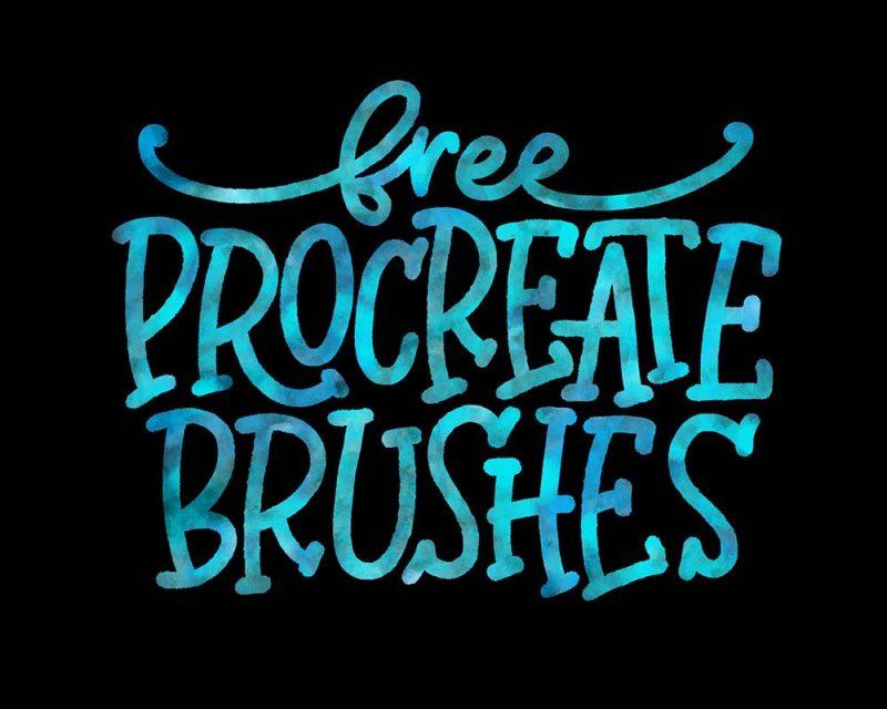 Free Procreate Brushes Missy Meyer