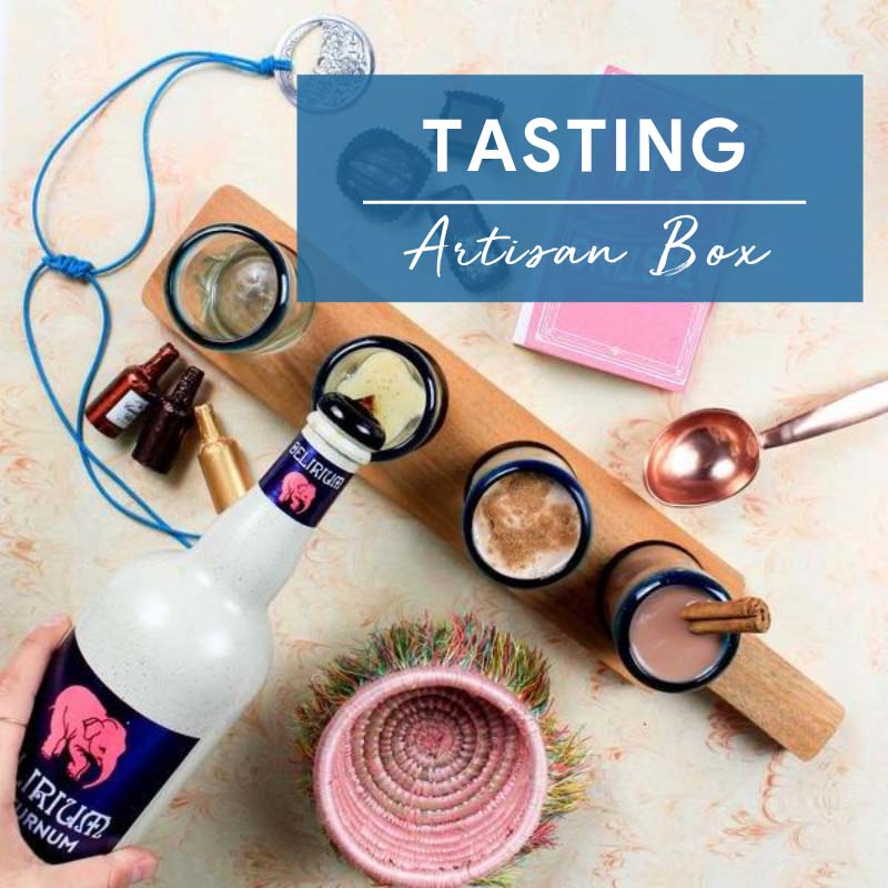 GlobeIn Artisan Box March 2019 Theme Tasting