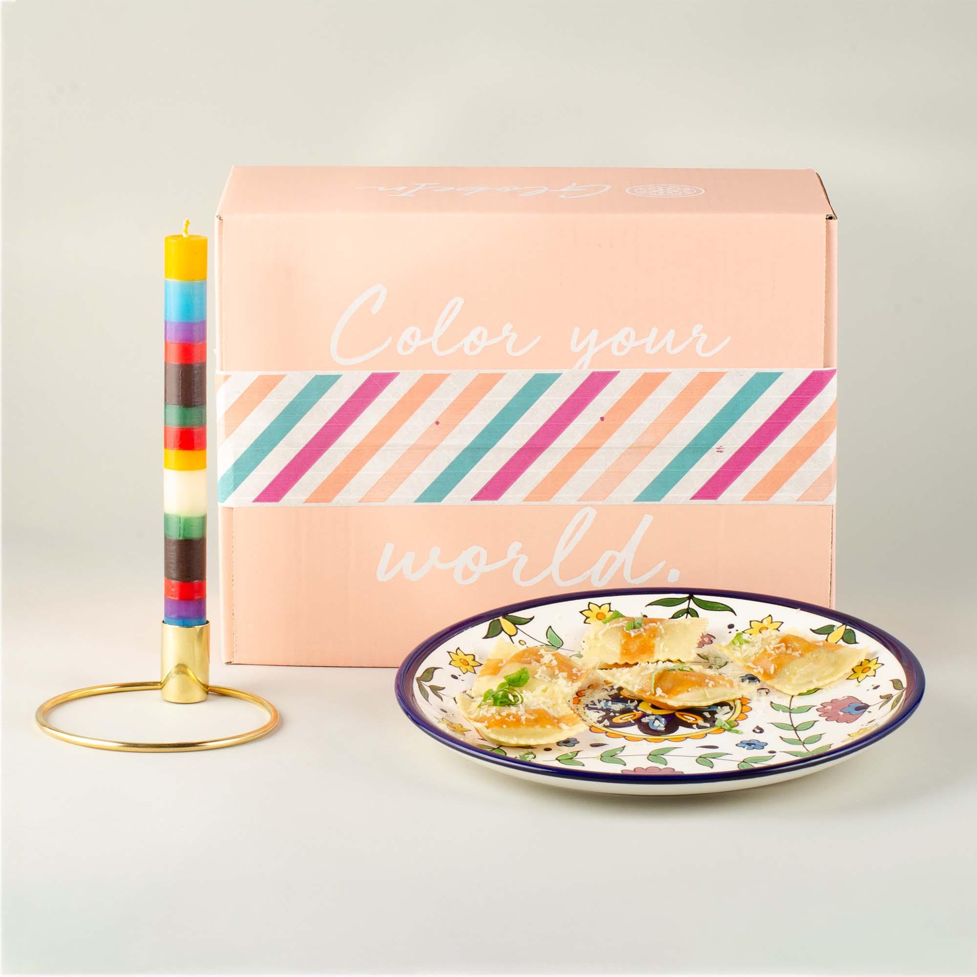 GlobeIn March Banquet Box