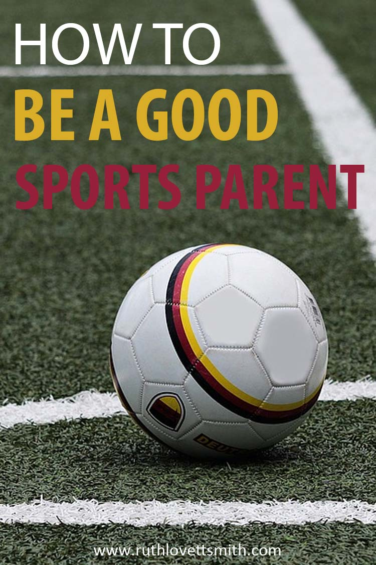 Good Sports Parent