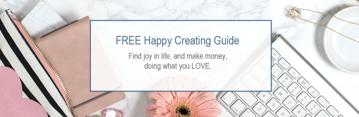 Happy Creating Guide Page