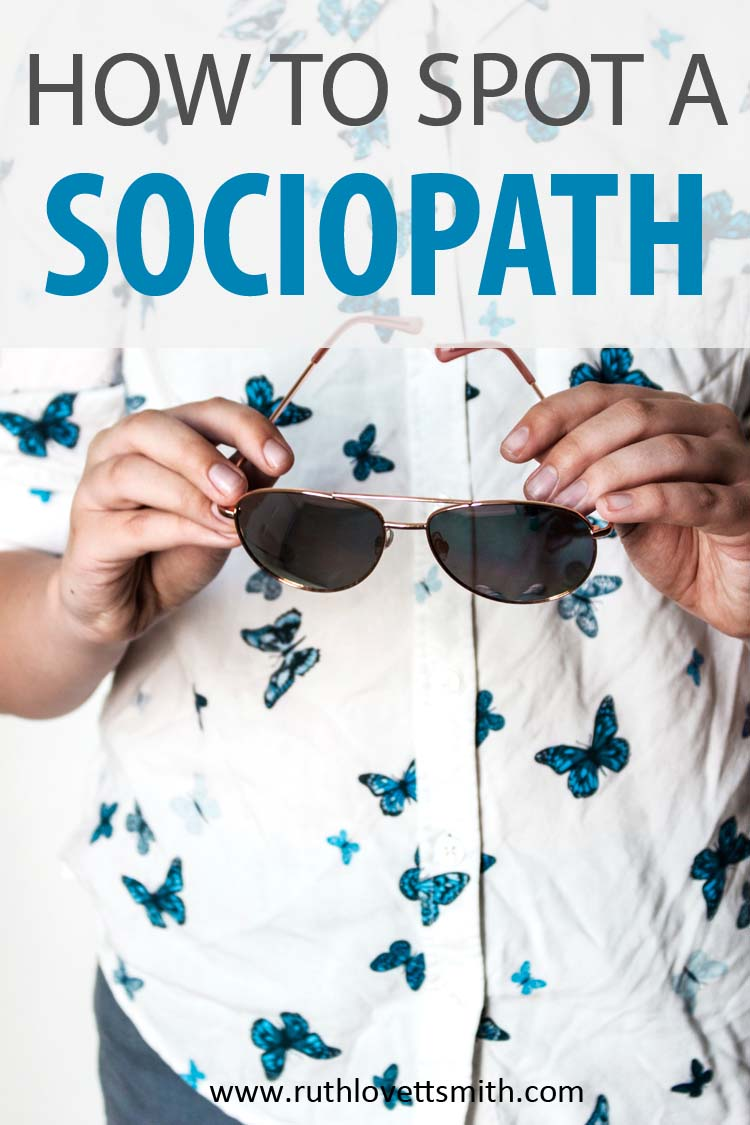 How to Spot a Sociopath Symptoms