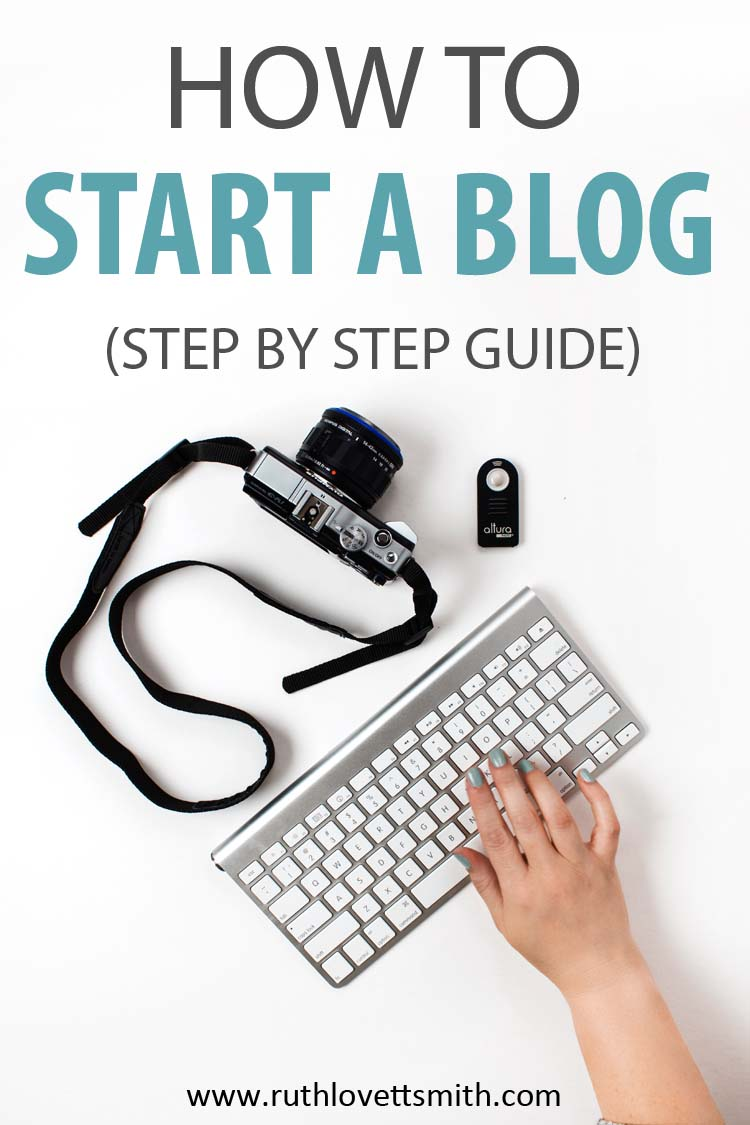 How to Start a Blog Beginner's Guide