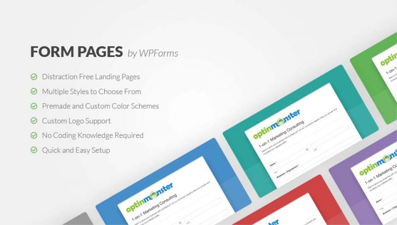 Landing Page Builder WordPress
