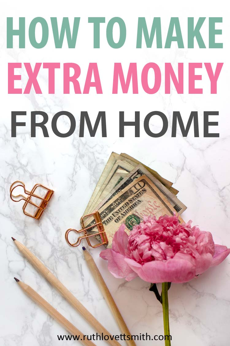 Make Extra Money From Home