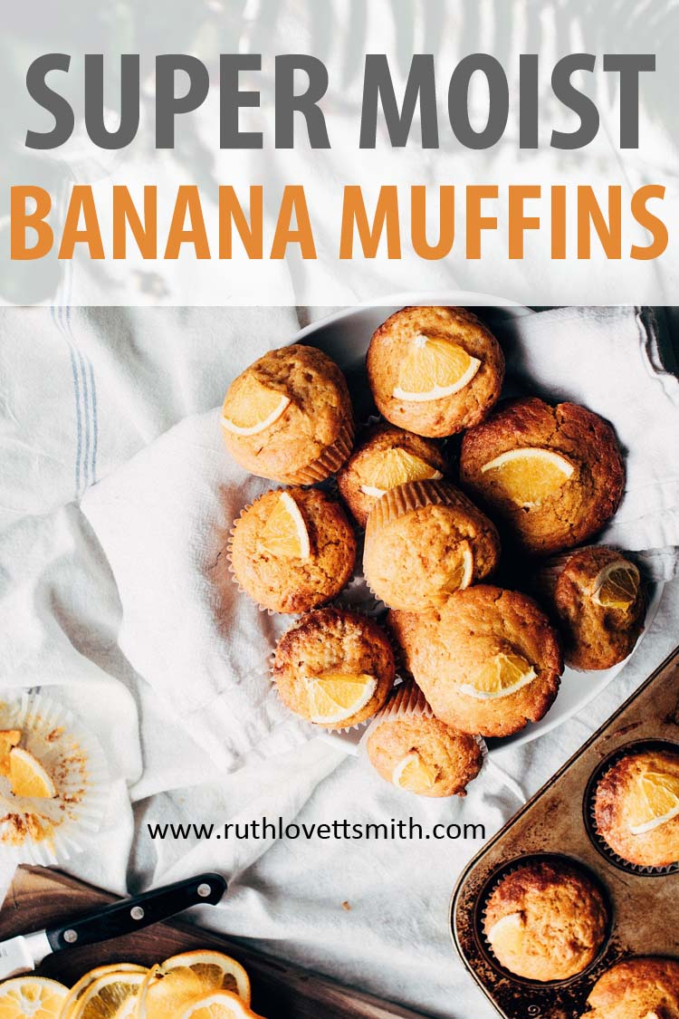 Moist Banana Muffin Recipe