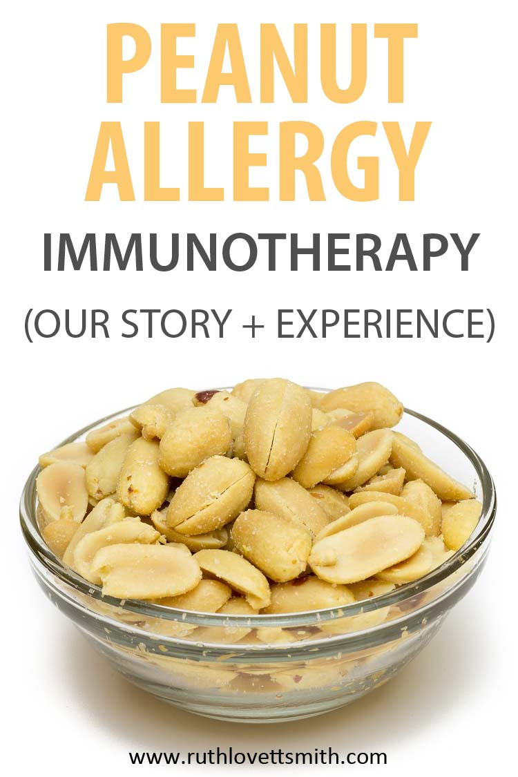 Peanut Allergy Oral Immunotherapy