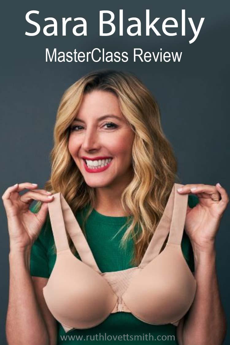 Sara Blakely MasterClass Review