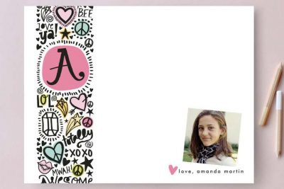 Cute School Supplies for Girls Stationary