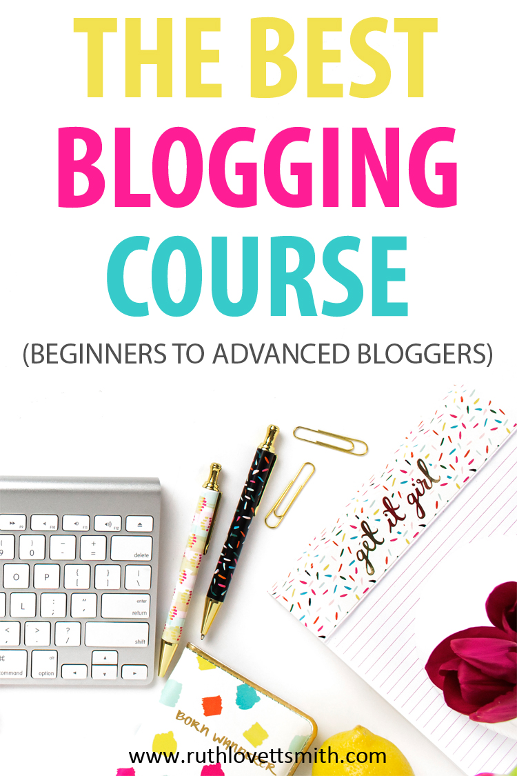 The Best Blogging Course for Beginners