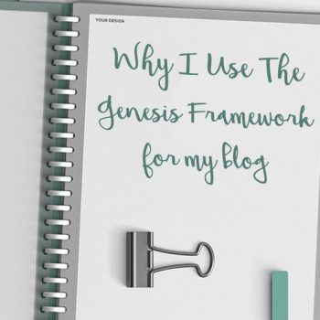 Why I Use the Genesis Framework for My Website