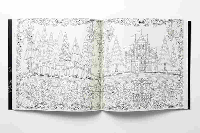 Enchanted Forest A New Coloring Book For Adults
