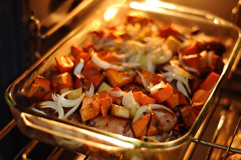 Weekly Recipe: Roasted Root Vegetables