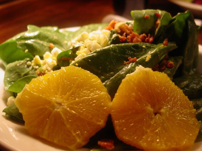Weekly Recipe: Mandarin Orange Salad